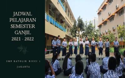 JADWAL PELAJARAN (PJJ) SELASA, 7 SEPTEMBER 2021