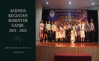 JADWAL PELAJARAN (PJJ) RABU, 15 SEPTEMBER 2021