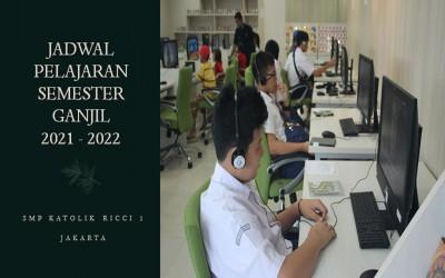 JADWAL PELAJARAN (PJJ) JUMAT, 27 AGUSTUS 2021