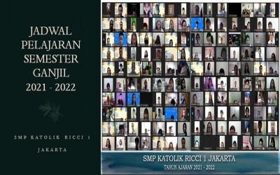 JADWAL PELAJARAN (PJJ) KAMIS, 26 AGUSTUS 2021